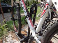 Strážníci zadrželi zloděje jízdního kola
